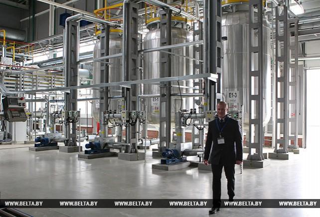 Завод горного воска освоил выпуск высокоочищенного парафина