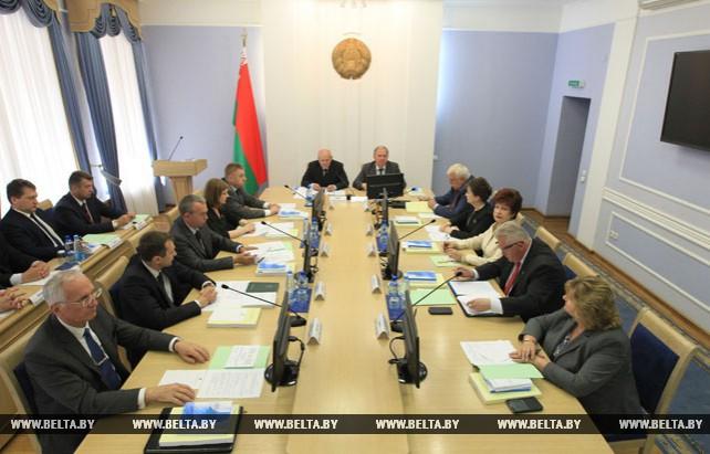 В Беларуси создан открытый, прозрачный, демократичный механизм формирования студенчества - Жарко