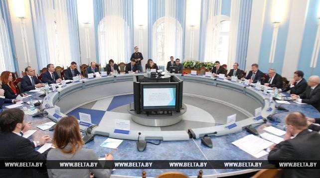 Встреча руководства Министерства энергетики с первым заместителем губернатора Свердловской области Российской Федерации