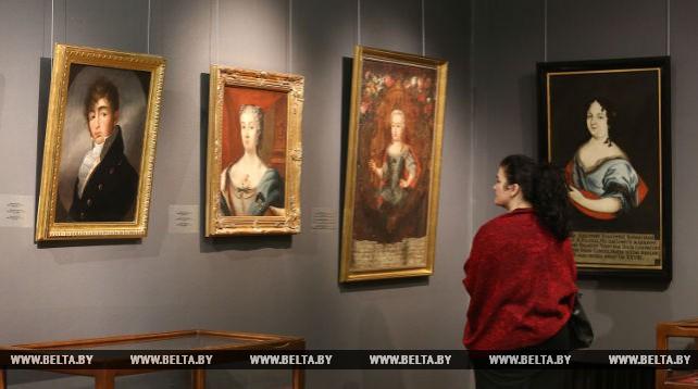 Князь Матей Радзивилл представил выставку в Национальном художественном музее