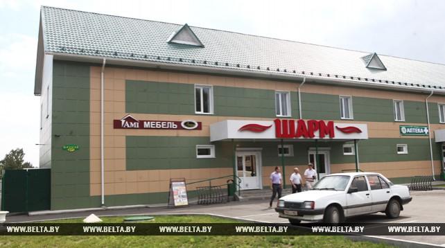 Здание, купленное за одну базовую, начинает приносить прибыль предпринимателю в Житковичах
