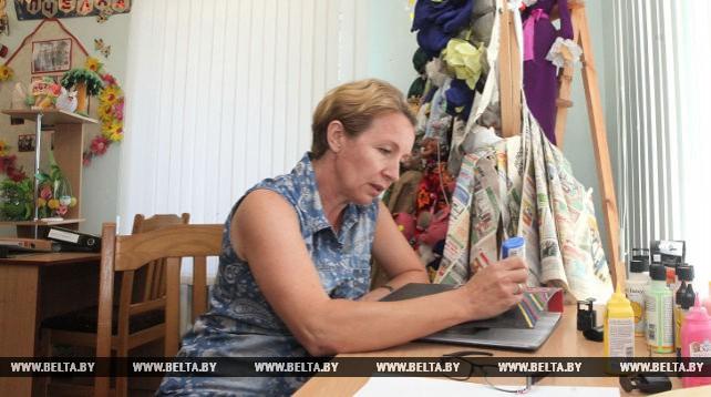 Детская библиотека Лельчицкого района - уникальная в своем роде
