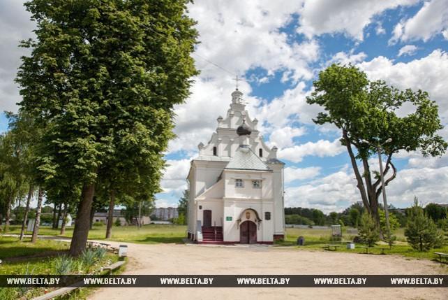 Кутеинский монастырь в Орше