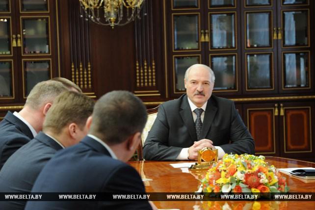 Лукашенко согласовал назначение заместителей председателя Мингорисполкома