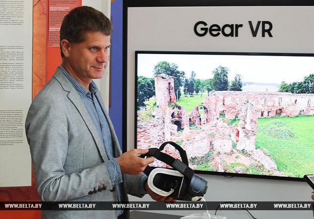 Кревский и Гольшанский замки XV-XVII веков можно посетить виртуально