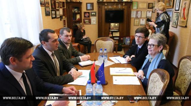 ЕС предлагает Беларуси участие в пилотном проекте по региональному сотрудничеству для борьбы с АЧС