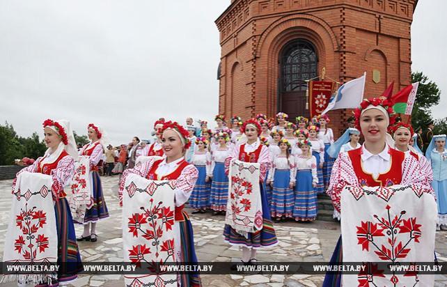День Независимости празднуют в Могилеве