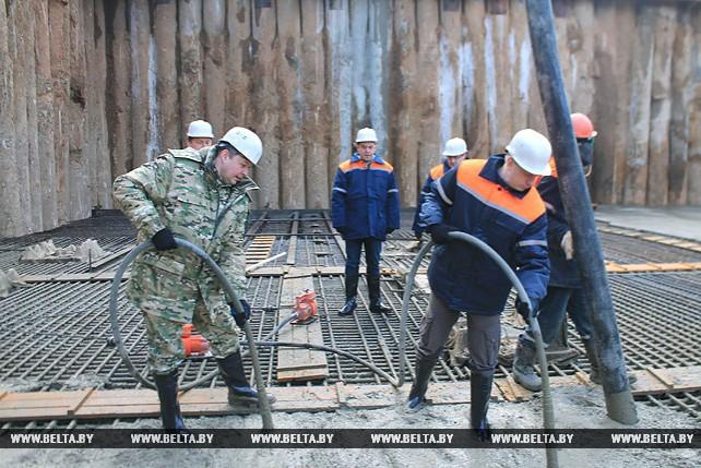 Шорец принял участие в строительстве 3-й линии метро
