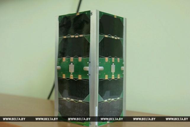 Университетский наноспутник создан в БГУ