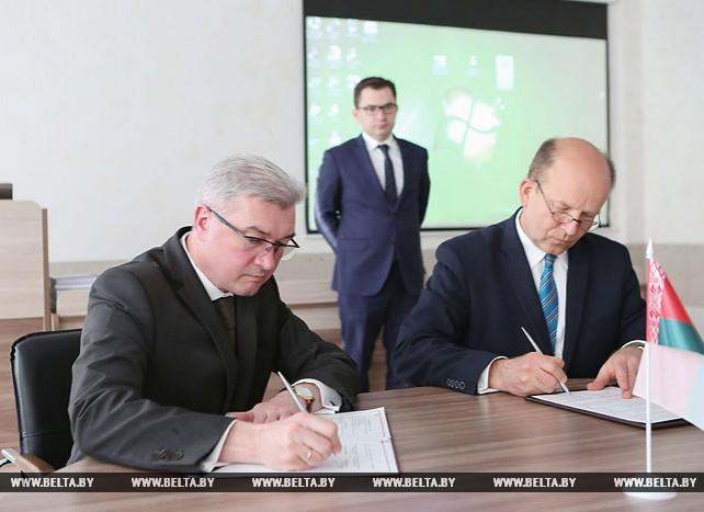 Минздравы Беларуси и Польши подписали меморандум о взаимопонимании