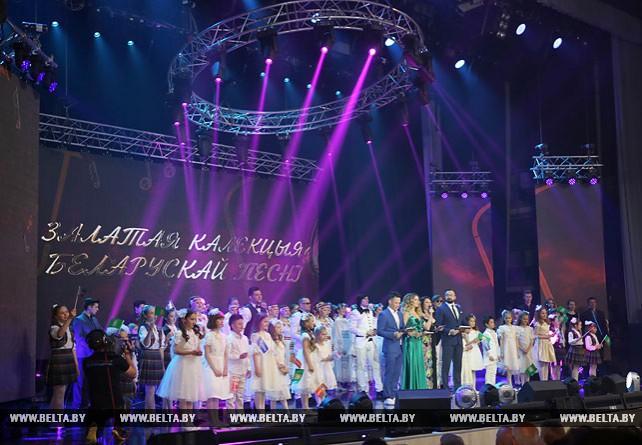 Концерт проекта СТВ прошел в Гомеле