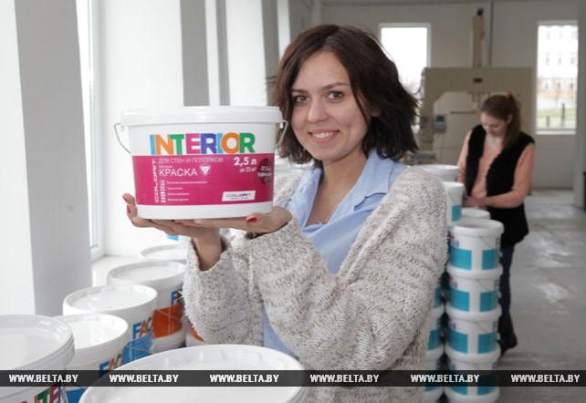 """""""Круглянский колорит"""" производит до 250 т краски в год"""