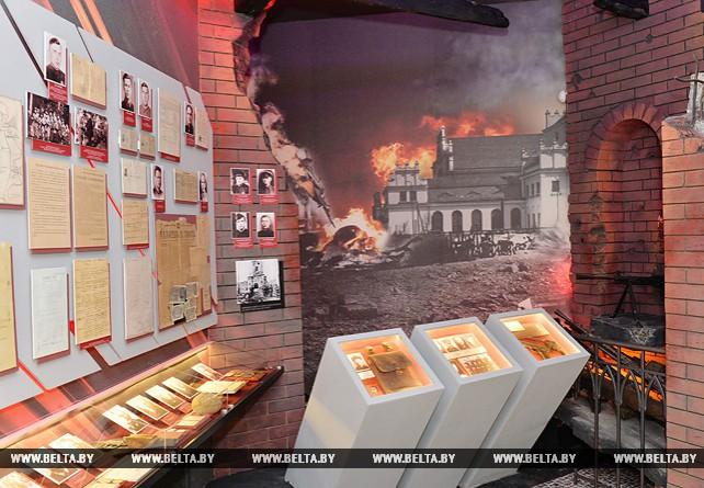 Музей МВД в Минске на треть увеличил площадь экспозиции