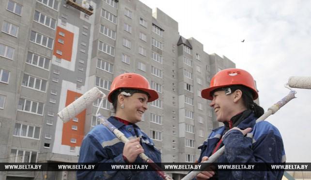 Могилевский домостроительный комбинат начал выпуск новой серии домов