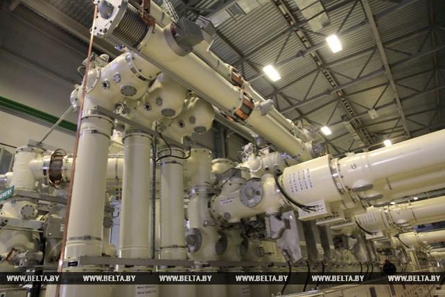 На строительстве БелАЭС смонтировано 75% арматуры и уложено 64% бетона