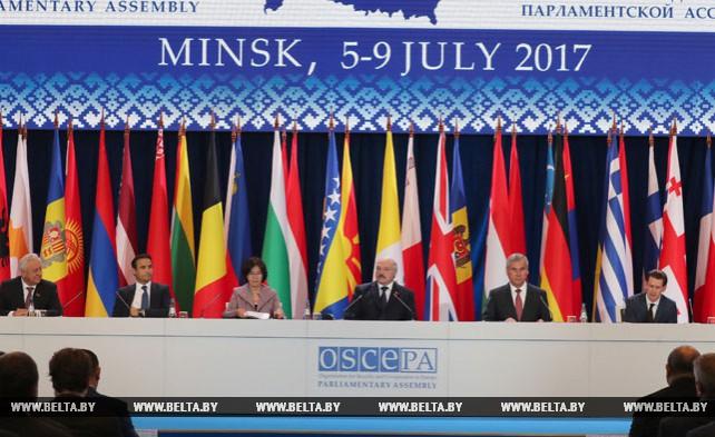 Лукашенко рассказал о действиях Беларуси в сфере прав человека и развитии демократии