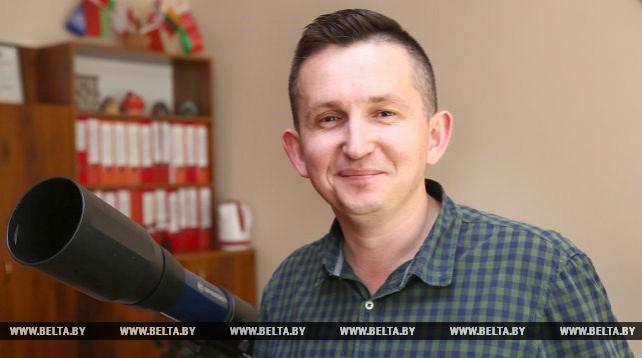 Директор лицея №1 Гродно Игорь Маслов - делегат на Республиканский педсовет