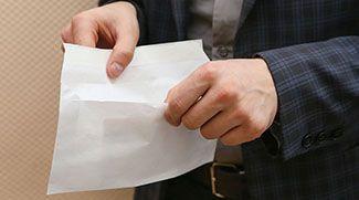 О предотвращении фактов выплаты зарплаты в конвертах