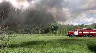 Радиационная и экологическая обстановка в Беларуси в связи с пожарами в зоне отчуждения ЧАЭС в Украине
