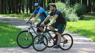 Развитие велосипедного движения в Беларуси