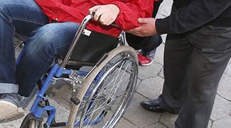 Социальная интеграция инвалидов и физически ослабленных лиц: создание безбарьерной среды