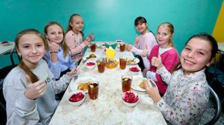 Питание детей в учреждениях дошкольного и школьного образования в новом учебном году