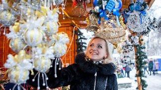 Организация торговли в период рождественских и новогодних праздников
