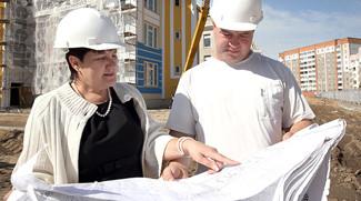 О перспективах строительства объектов социального назначения в Минске и Минской области
