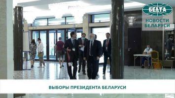 Глава миссии наблюдателей от СНГ о ходе голосования в основной день выборов