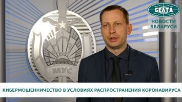 МВД рассказало, как не стать жертвой кибермошенников в условиях распространения коронавируса