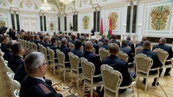 Лукашенко поручил оперативно усовершенствовать нормативную базу по охране общественного порядка