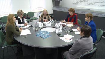 Создание новых школьных учебников обсудили эксперты в пресс-центре БЕЛТА