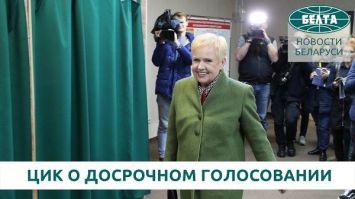 ЦИК: явка избирателей на досрочном голосовании в этом году выше, чем на парламентских выборах-2016