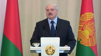 Лукашенко назвал своей мечтой строительство современной автотрассы от Минска до Полоцка