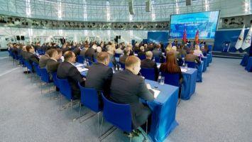 Лукашенко: сейчас особое время, и мы должны показать себя нацией