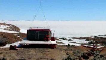 Белорусские полярники открыли сезон в Антарктиде