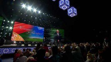 Лукашенко: я не агрессор, я очень мирный человек