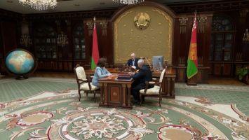 Лукашенко поручил оказать поддержку избиркомам и позаботиться об обеспечении безопасности их работы