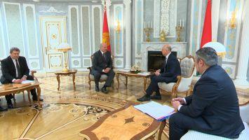 Лукашенко заявляет о готовности восстановить с Молдовой уровень сотрудничества времен Советского Союза