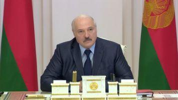 Лукашенко поручил Совету Республики проводить финальную экспертную оценку законодательных актов