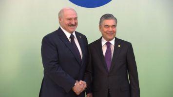 Лукашенко: у Беларуси и Туркменистана есть хороший фундамент для развития сотрудничества