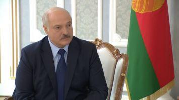 Лукашенко: появилась обнадеживающая информация, связанная с ракетами средней и меньшей дальности