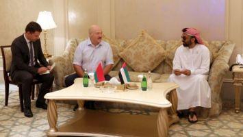 Лукашенко ознакомился с развитием в ОАЭ сферы искусственного интеллекта
