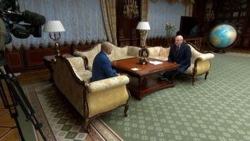 Лукашенко: в Беларуси не хотят плохих отношений с Украиной