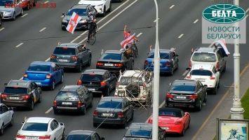 За умышленное блокирование транспортных магистралей и подачу звуковых сигналов без надобности предусмотрена ответственность