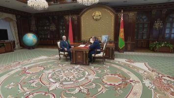 Лукашенко рассчитывает на укрепление роли прокуратуры в обеспечении законности и порядка