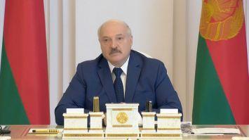 От ядерной безопасности до наращивания экспорта - Лукашенко собрал совещание с руководством Совмина