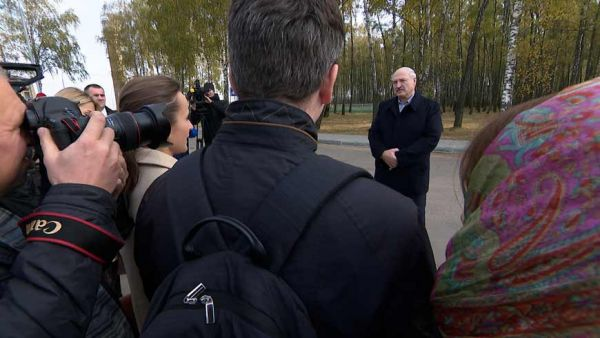 Лукашенко не является сторонником проведения в Минске масштабного митинга