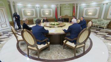 Лукашенко прокомментировал ситуацию вокруг информации о задержании россиянки Анны Богачевой