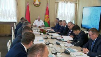 Точки роста и грамотная стратегия - Лукашенко обозначил акценты в развитии небольших районов
